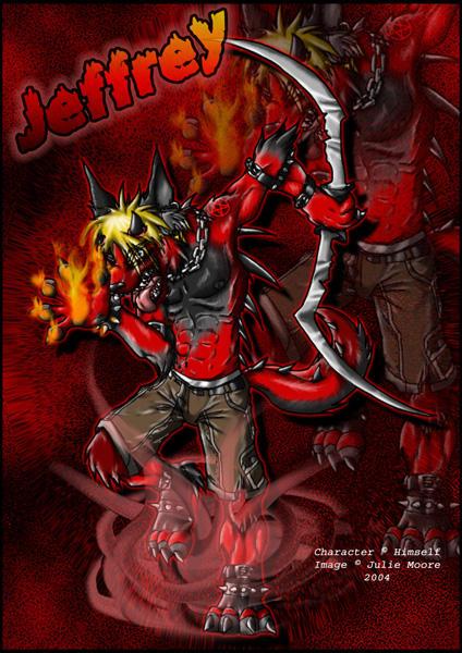Jeffrey by deathdragon