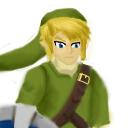 Link pixelart by k1-brigade