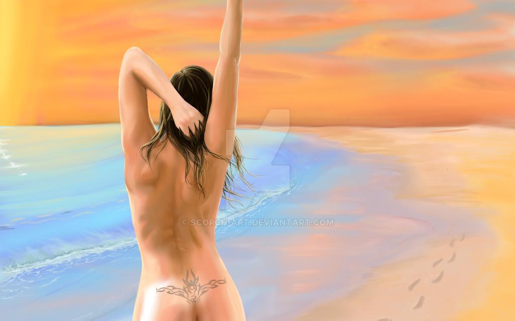 Nude pictures girl next door