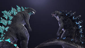 Old vs. New - Godzilla 2014 vs. Godzilla 2019
