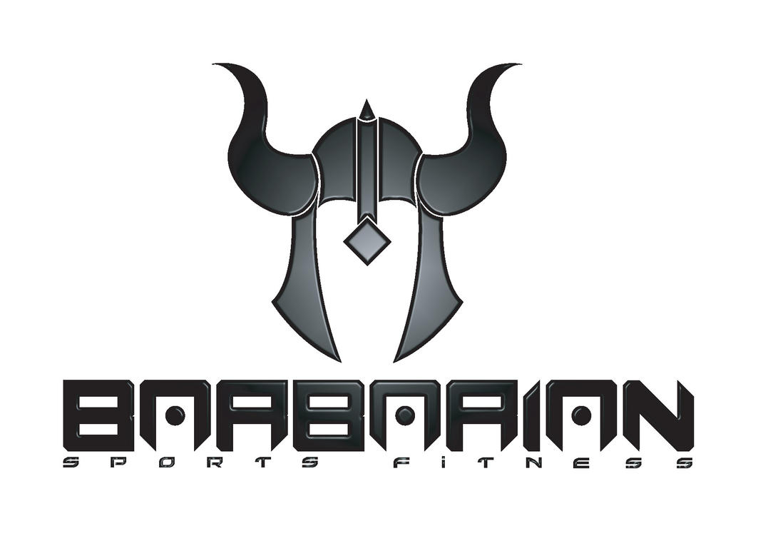 Barbarian Sports Fitness Logo Design By GHussain