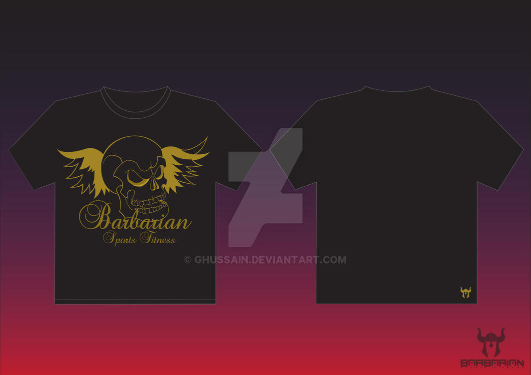 BSF T-Shirt design 1 by GHussain