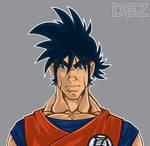 DRAGONBALL Z - FRIEZA SAGA - Goku