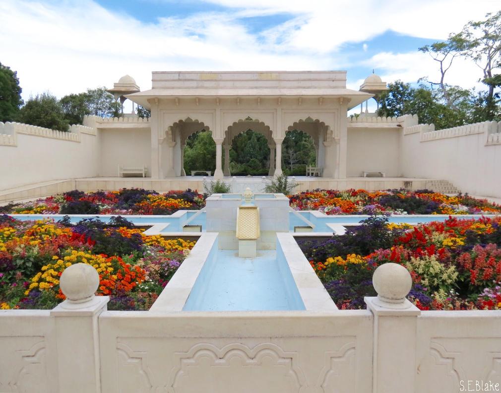 Indian Palace by kiwipics