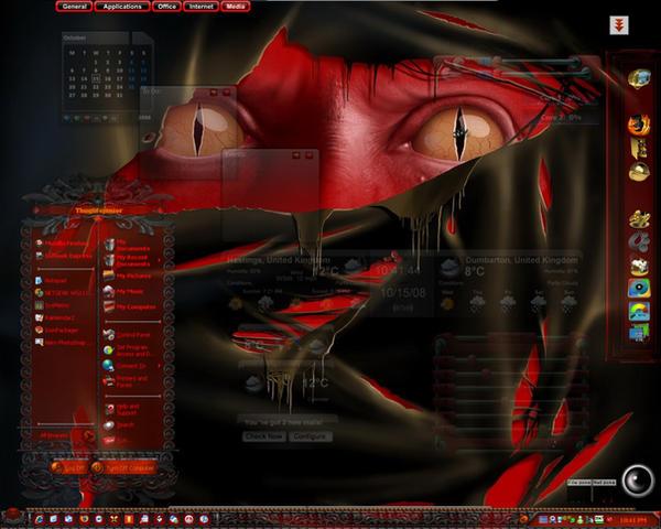 Primevil Fear by thuglifejunior