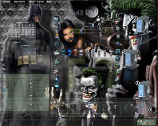 Gothams Dilemma by thuglifejunior