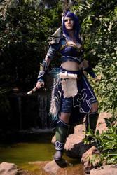 Dry Bones Armor [Guild Wars 2]