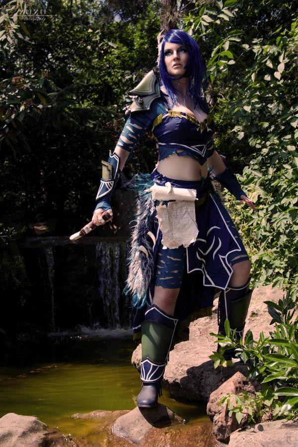 Dry Bones Armor [Guild Wars 2] by o0Anata0o