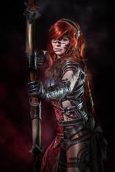 Eir Stegalkin (Guild Wars 2) by o0Anata0o