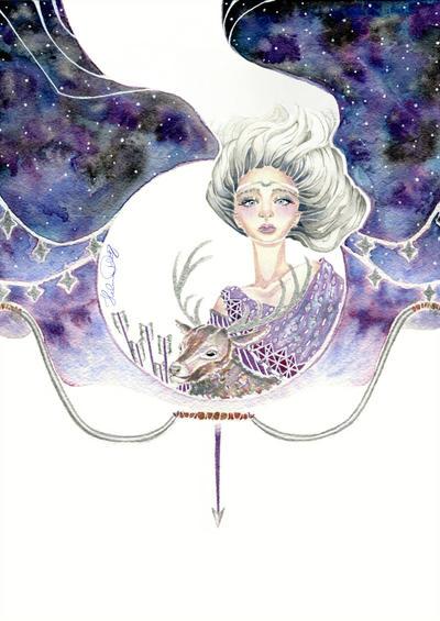 Artemis by Bryne-chan