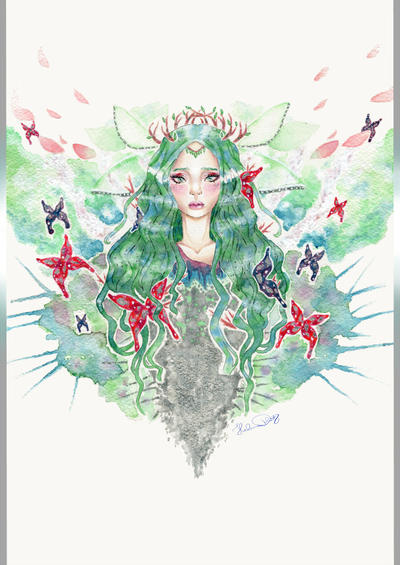 Queen Mab by Bryne-chan