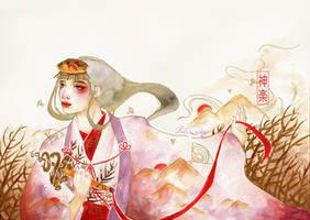 Mikagura by Bryne-chan