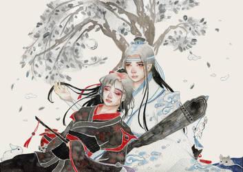 Mo Dao Zu Shi (Commission)