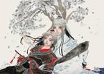 Mo Dau Zu Shi (Commission) by Bryne-chan
