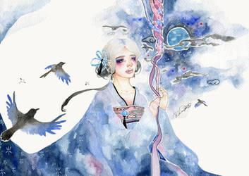 The Weaver Girl