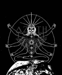 Death's Kundalini [Azoth Tempel] by Moribvnd