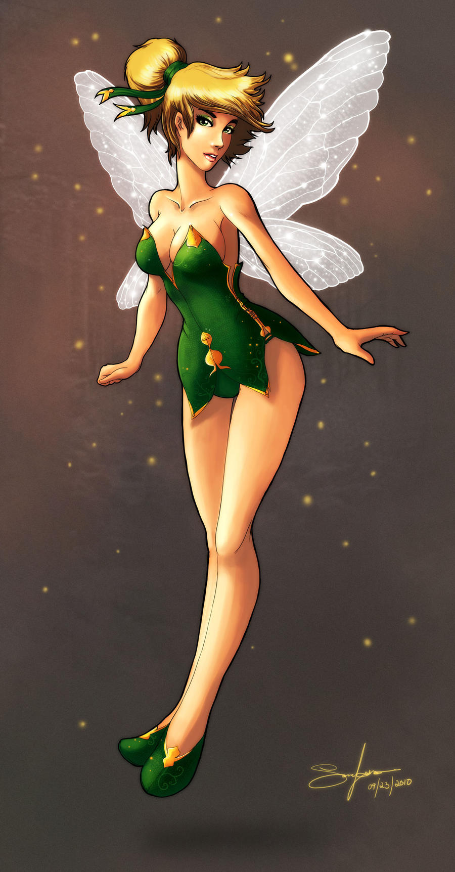 real live tinkerbell naked