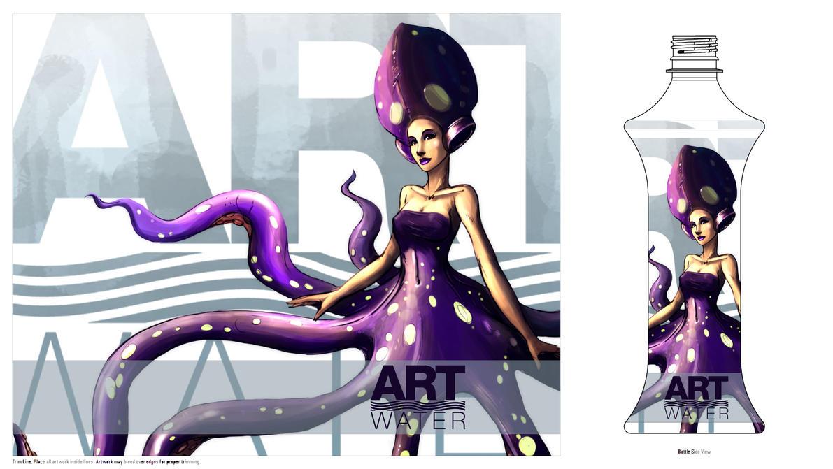 Purple Ocoto Femme by Baranha