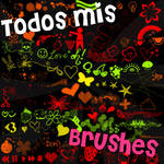 Todos mis brushes