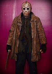 My Jason Voorhees Cosplay