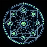 Aqours magic circle