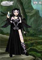 Calie - Battle 2 by PrincessVampireKitty