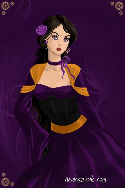 Mikala by PrincessVampireKitty