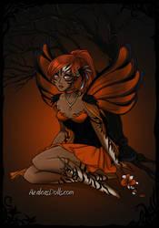 Tiger Lily by PrincessVampireKitty