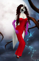 Halloween 2015 - Lilly 02 by PrincessVampireKitty