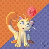 #052 Meowth