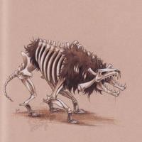 Stalhound by CaptainNutmeg