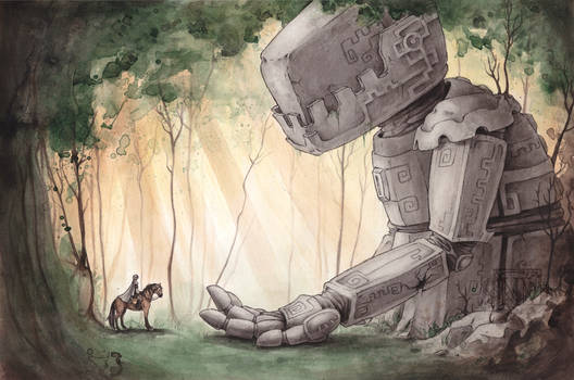 Ancient Colossus