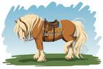 Breath of the Wild Horse