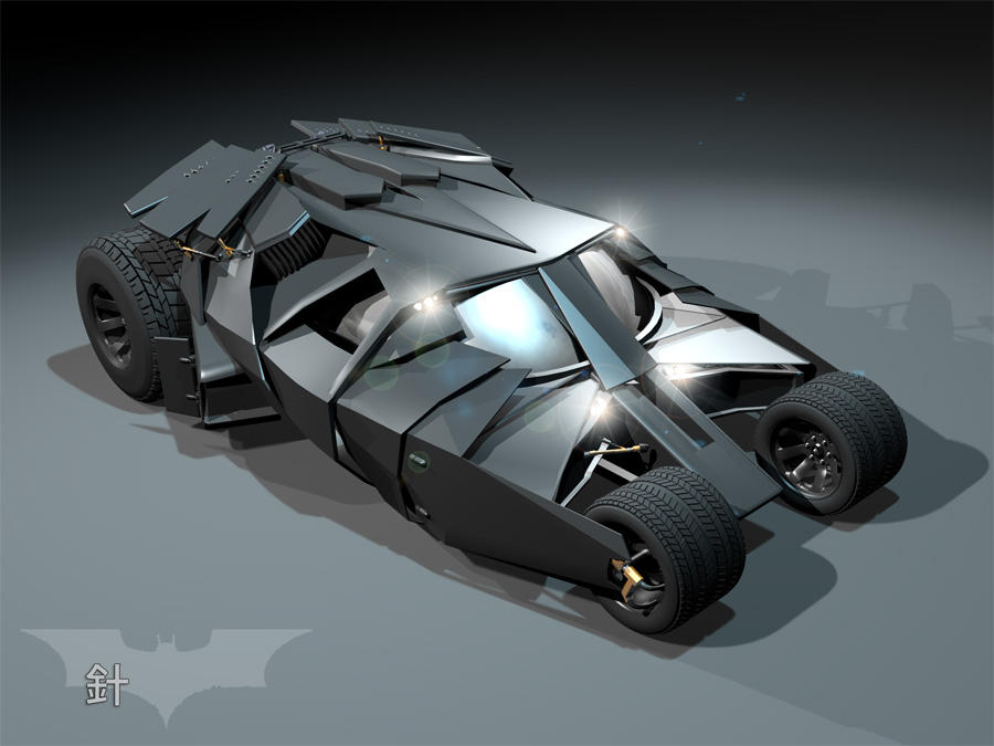 Batmobile by bongoboy