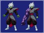 Merged Zamasu | Dragon Ball Z: Extreme Butoden