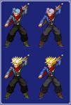 Future Trunks | Dragon Ball Z: Extreme Butoden