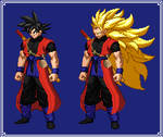 Xeno Goku | Dragon Ball Z: Extreme Butoden