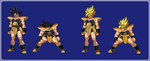 Kakarot (DBM)   Dragon Ball Z: Extreme Butoden