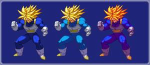 Ultra Trunks | Dragon Ball Z: Extreme Butoden