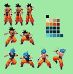 Goku | Dragon Ball Super: Broly