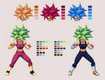 Kefla | Dragon Ball Z: Extreme Butoden