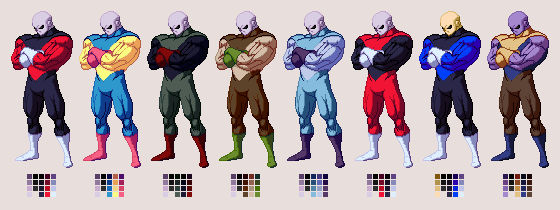 Jiren | Dragon Ball Z: Extreme Butoden