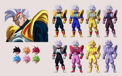Super Baby 2   Dragon Ball Z: Extreme Butoden