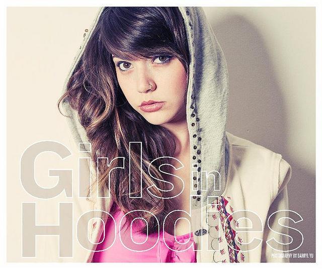 Girls In Hoodies: The Book
