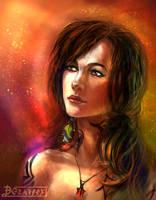 Isabelle Lightwood by DGrayfox