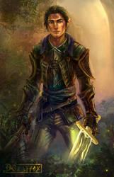 My Inquisitor by DGrayfox
