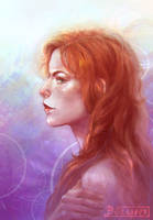 Clary Fray by DGrayfox
