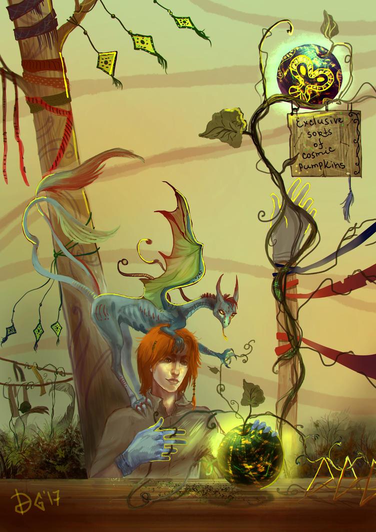 17th Birthday Scribble Challenge by DGrayfox