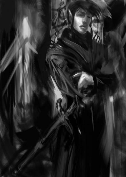Ravenloft by Craftysquid