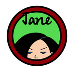 Jane Logo (Polished)